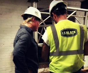 LS Black Constructors provides a Strategic Pathway for Construction Procurement!