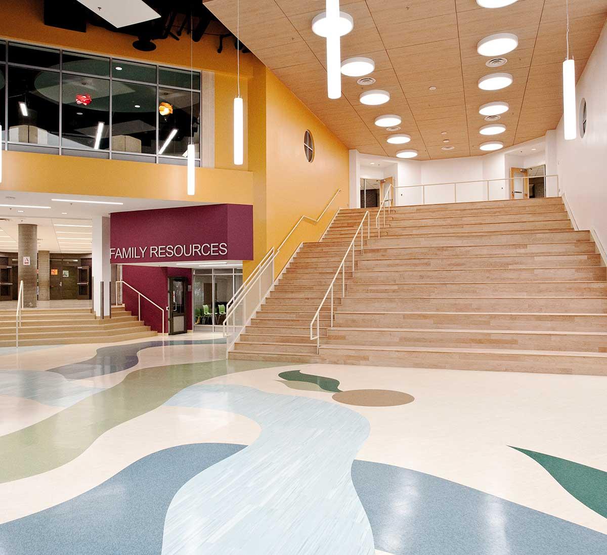 Andersen United Community School - Minneapolis Public Schools