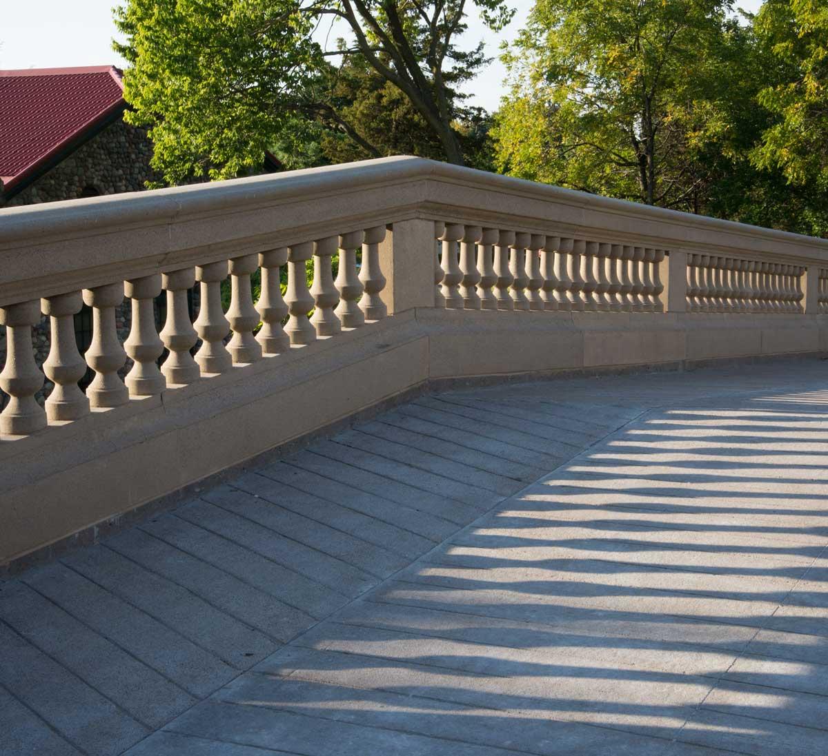 Como Park Historic Bridge