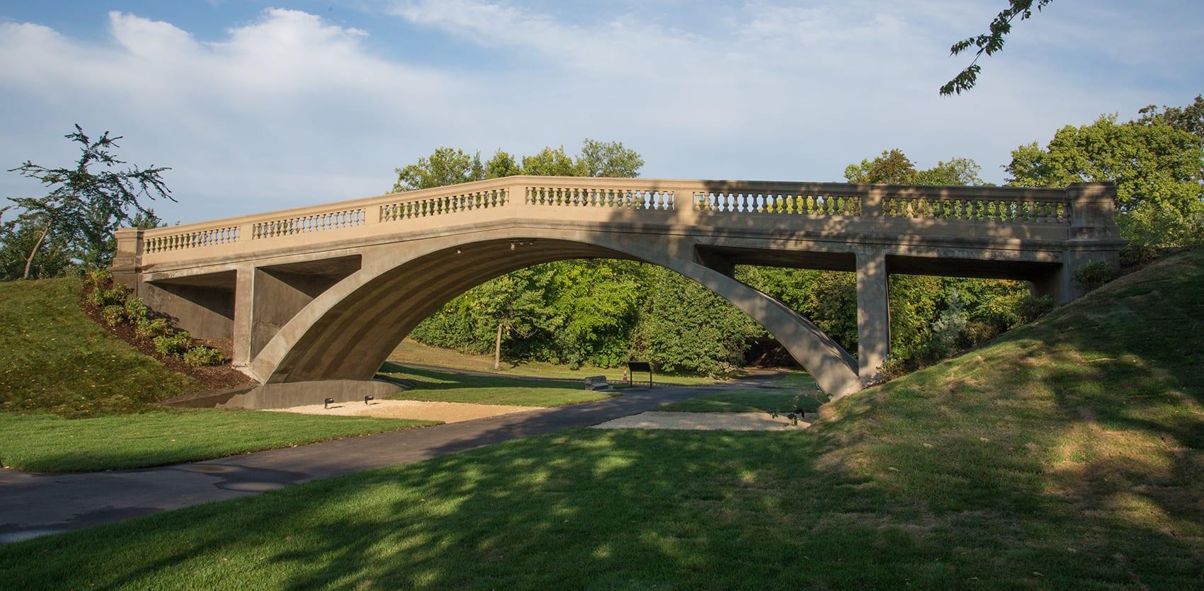 Como Historic Bridge