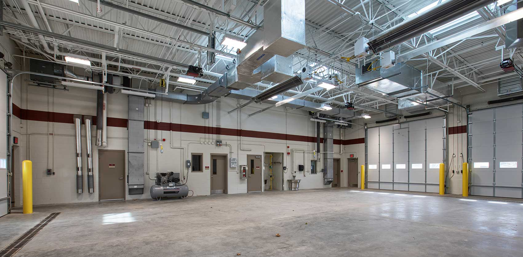 Council_Bluffs_Army Reserve Center Maintenance Shop