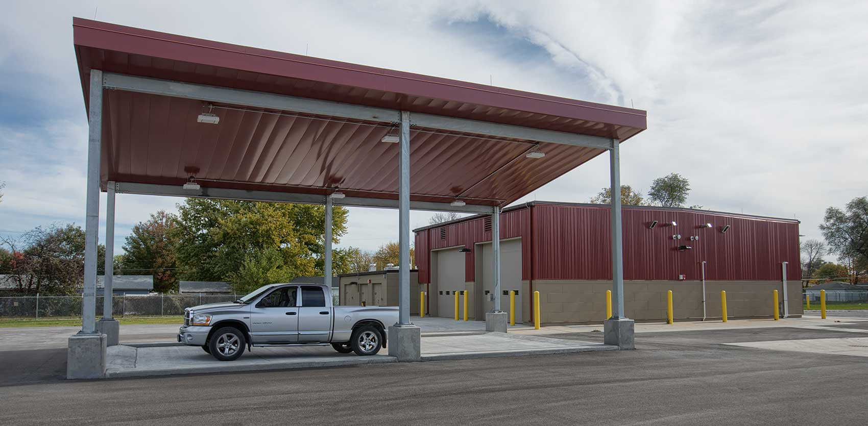 Council_Bluffs_Army Reserve Center Maintenance Facility
