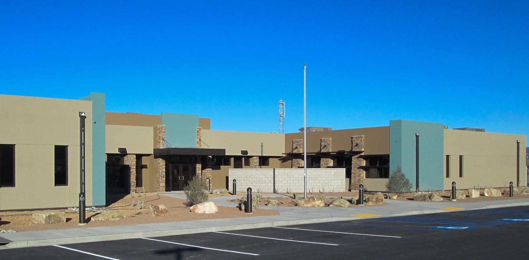 Northern Pueblo Agency Municipal Building