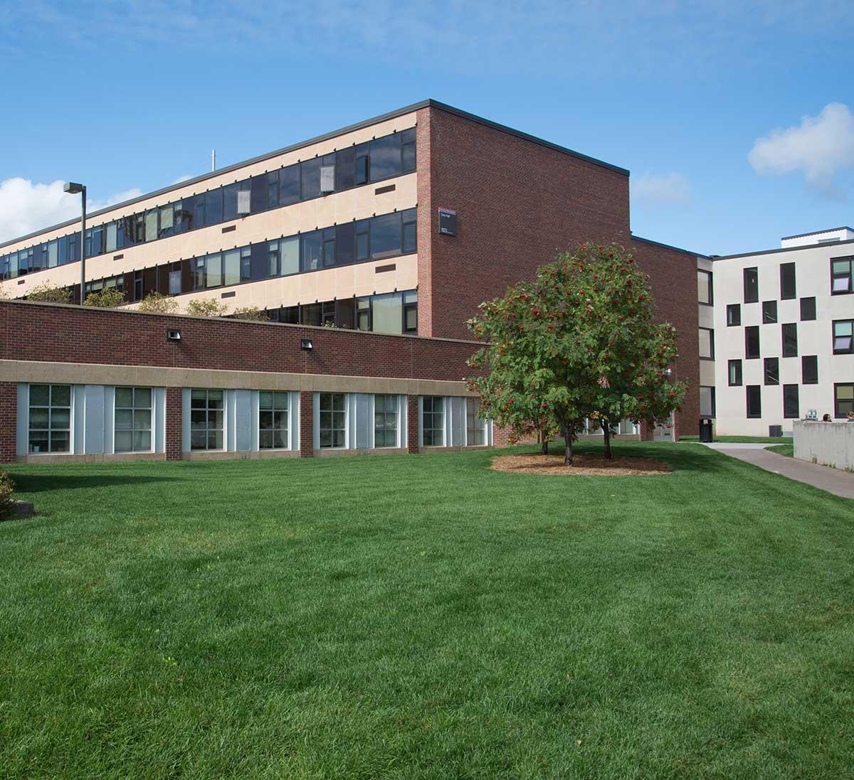Cina Hall University of Minnesota