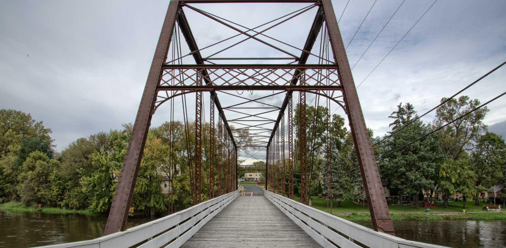Hanover Historic Bridge