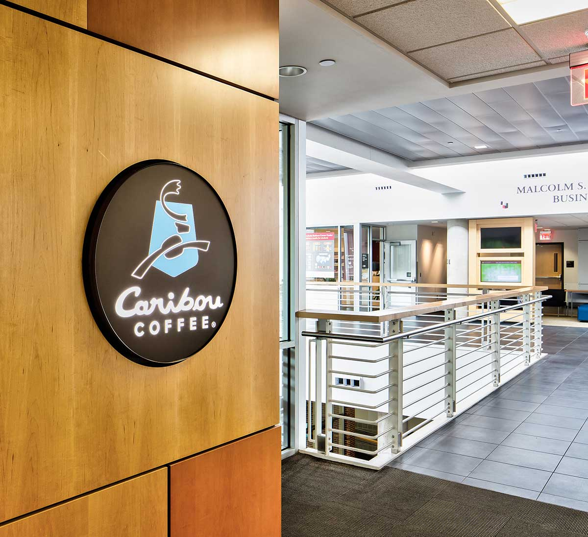 UMN-Caribou Coffee