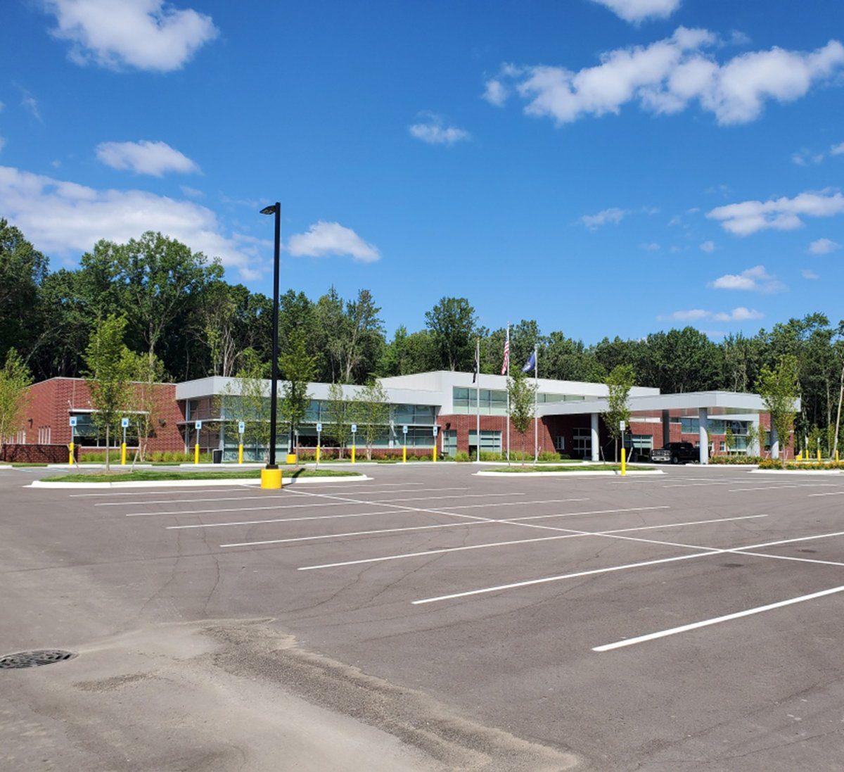 VA Healthcare Clinic, Ann Arbor
