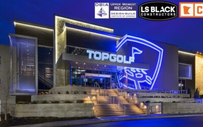 LS Black Constructors is the Headline Sponsor of the 2nd Annual DBIA-UMR Topgolf Fundraiser